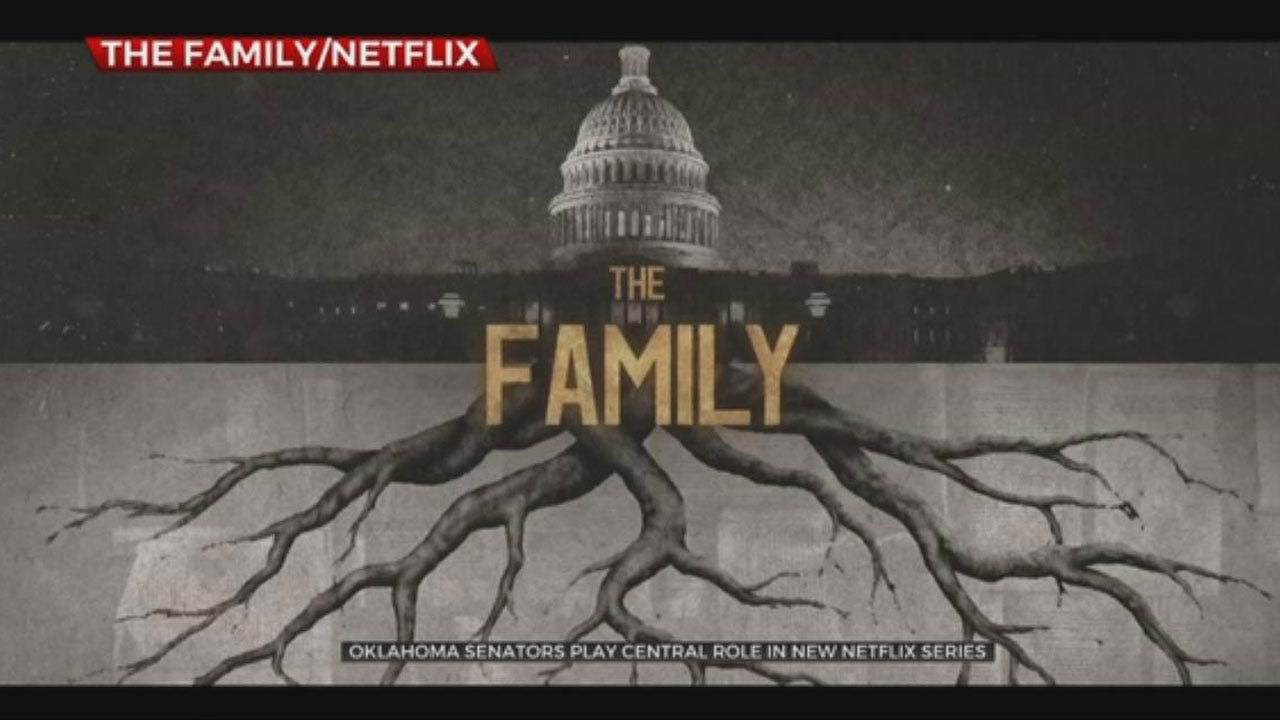 Okla. Senators Featured In Controversial Netflix Series
