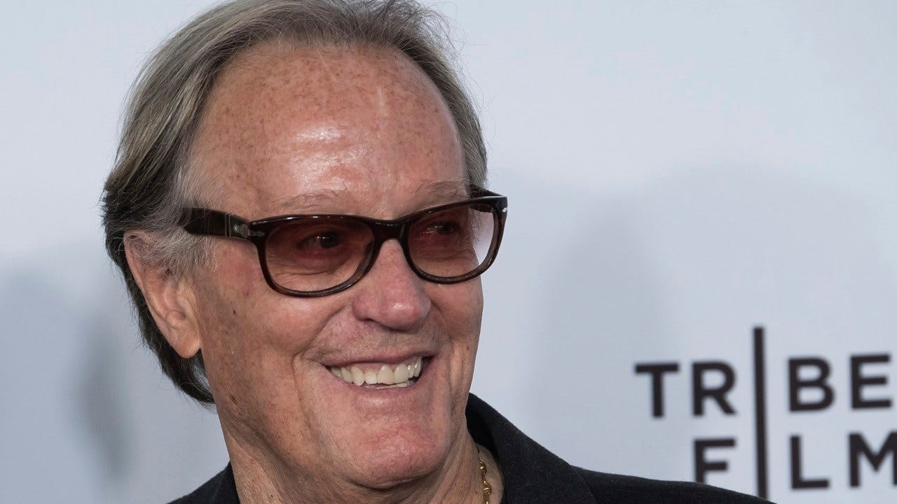 'Easy Rider' Star And Writer Peter Fonda Has Died At 79