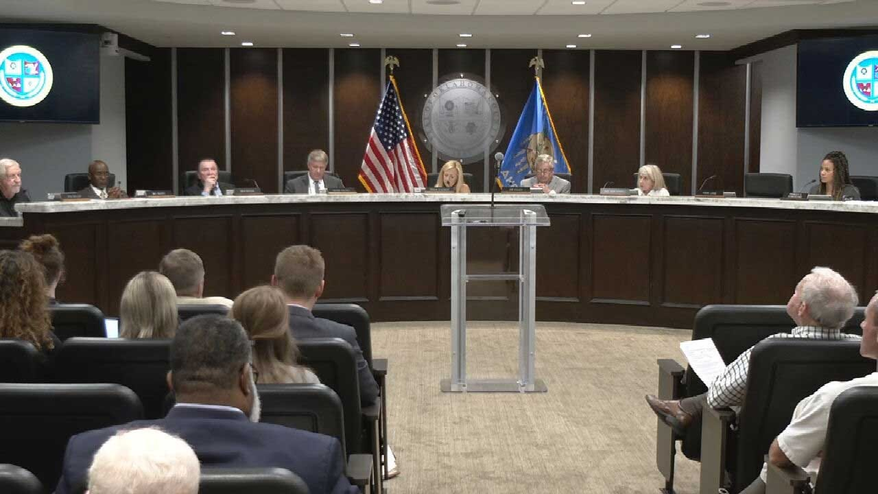 Oklahoma County Jail Trust Votes For New Jail Administrator