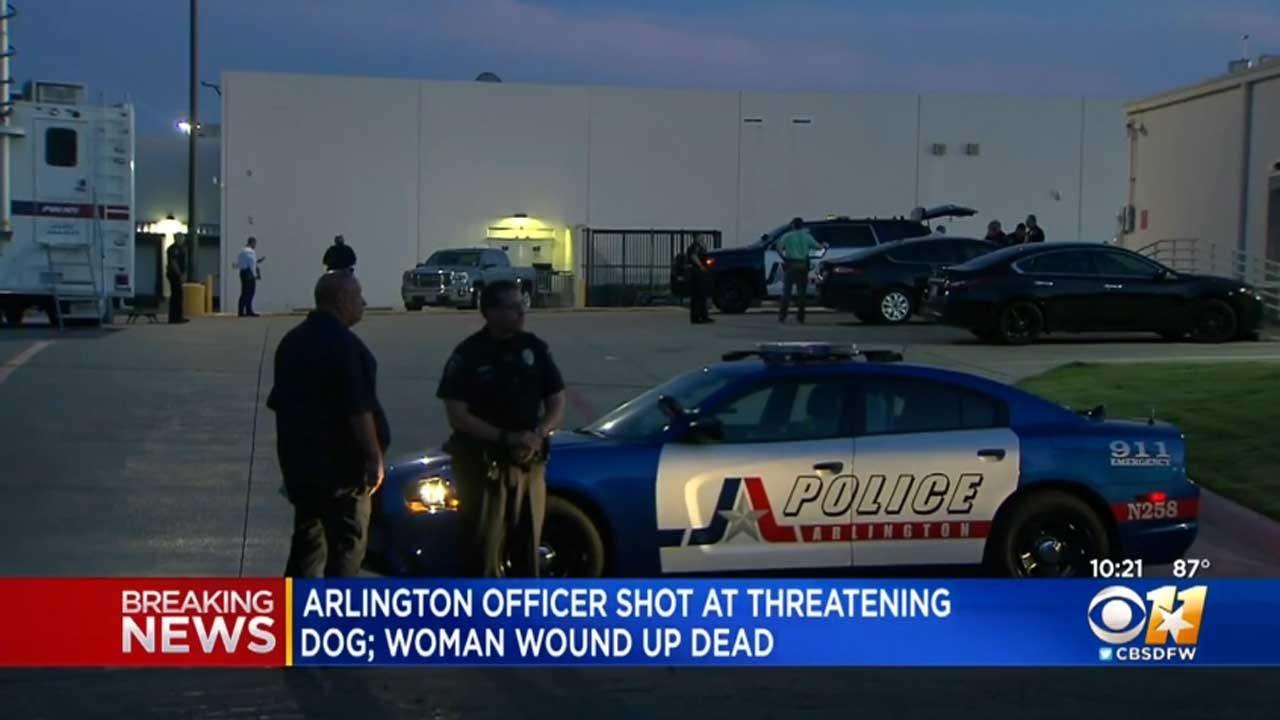 Texas Police Officer Kills Woman While Firing At Loose Dog