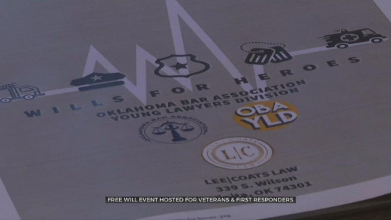 Free Will Event Hosted For Veterans, First Responders