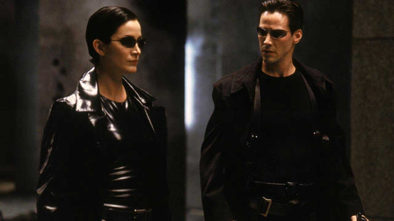 Keanu Reeves And Carrie Anne-Moss Are Officially Returning For 'Matrix 4'