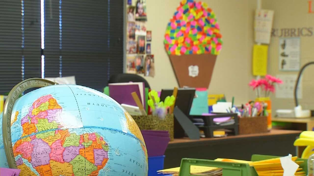 Oklahoma School Districts More Optimistic, According To OSSBA Survey Results