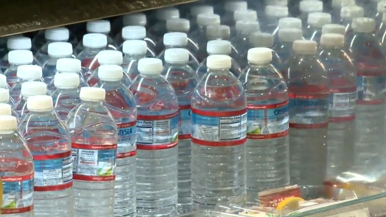 San Francisco International Airport Rolls Out Ban On Plastic Water Bottles