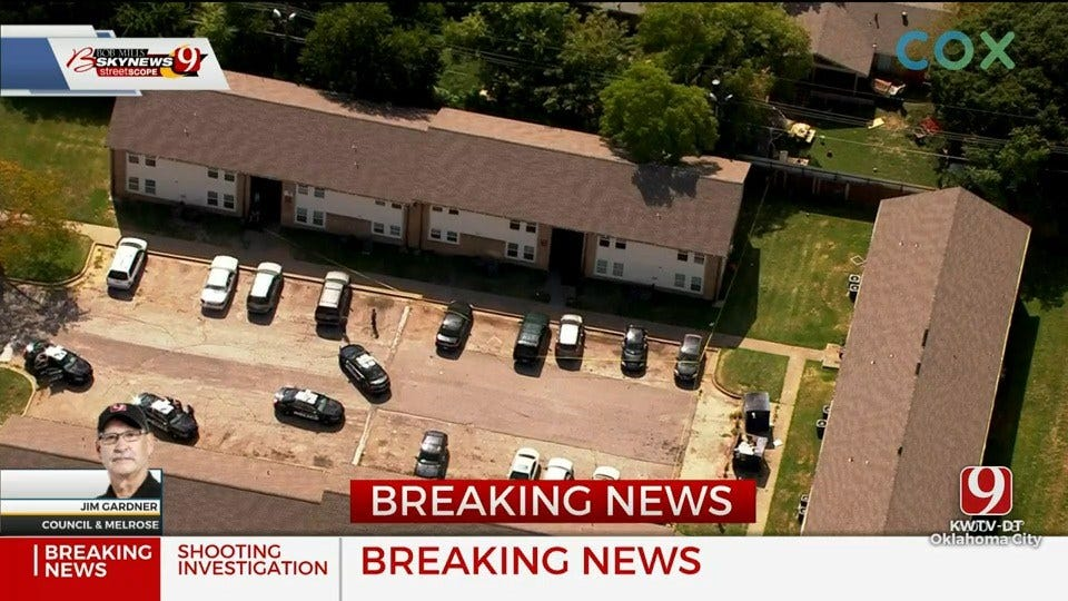 Police Identify Man Killed In NW OKC Apartment Shooting