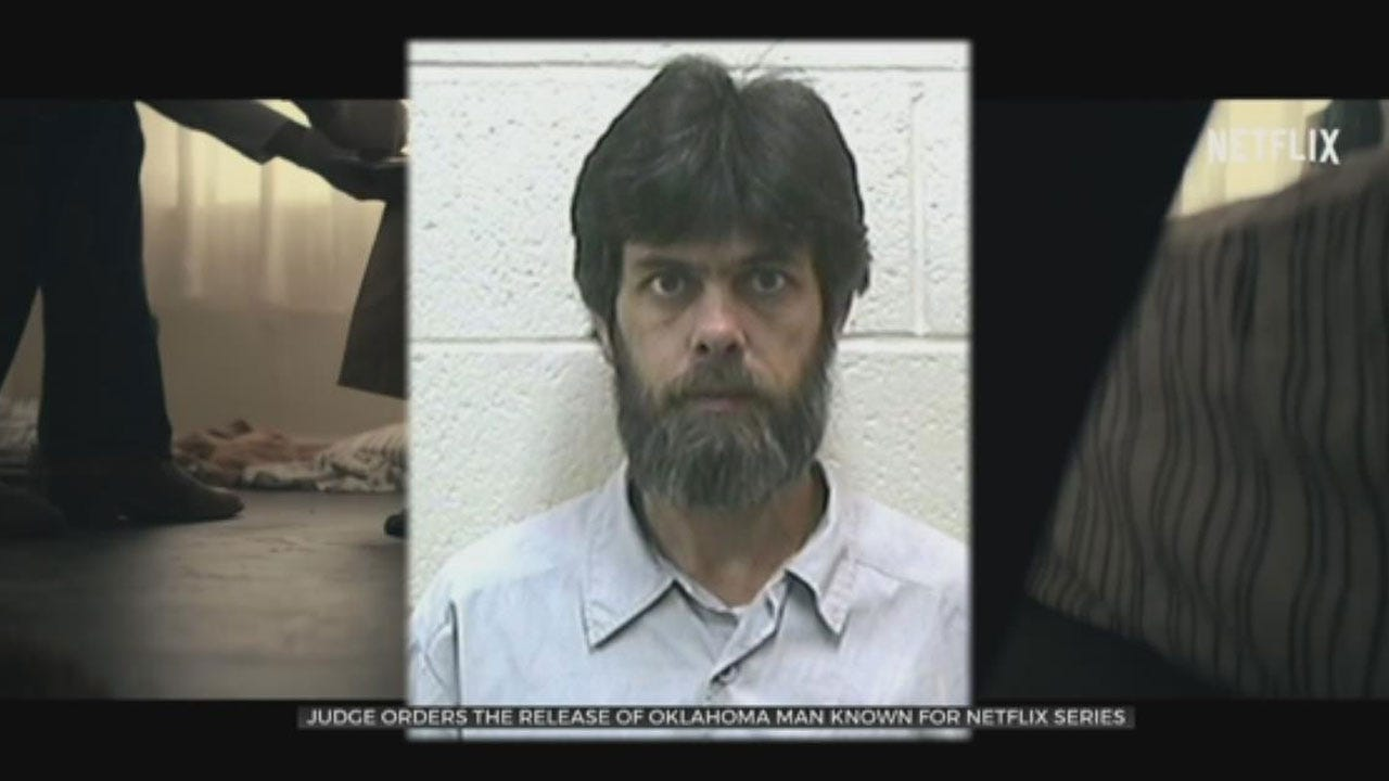 Judge Orders Release Or Retrial For Okla. Man Featured In Netflix Series