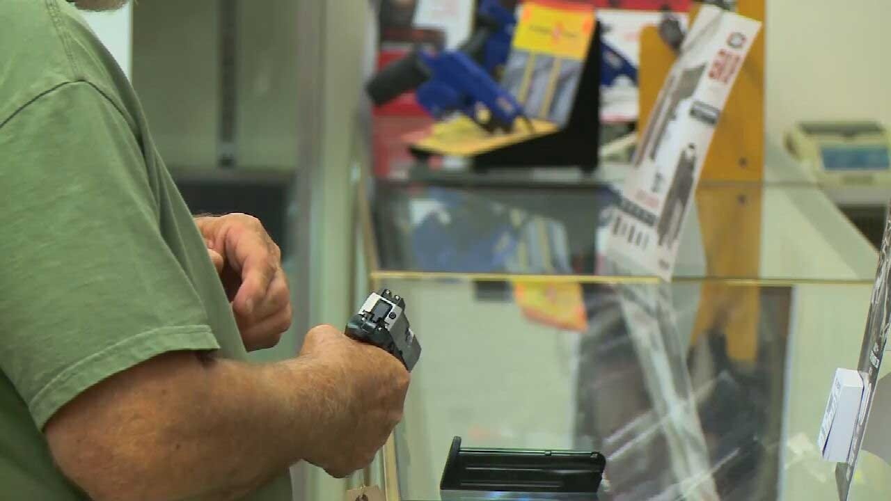 OKC Mayor Signs Petition Against Permitless Carry