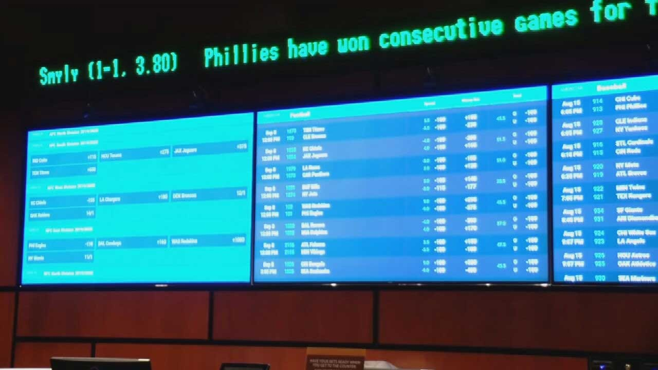 Oklahoma Casinos Look Into Possibility Of Adding Sports Betting