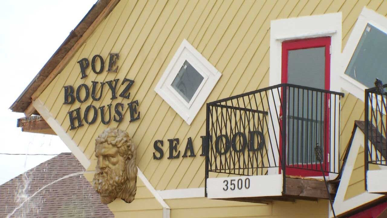 Unique OKC Seafood Restaurant Opens After Turning Heads For Years