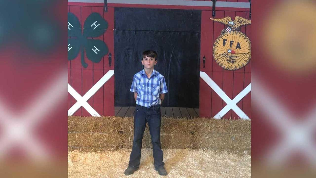 7th Grader Donates $15,000 Earned At County Fair To St. Jude Children's Research Hospital
