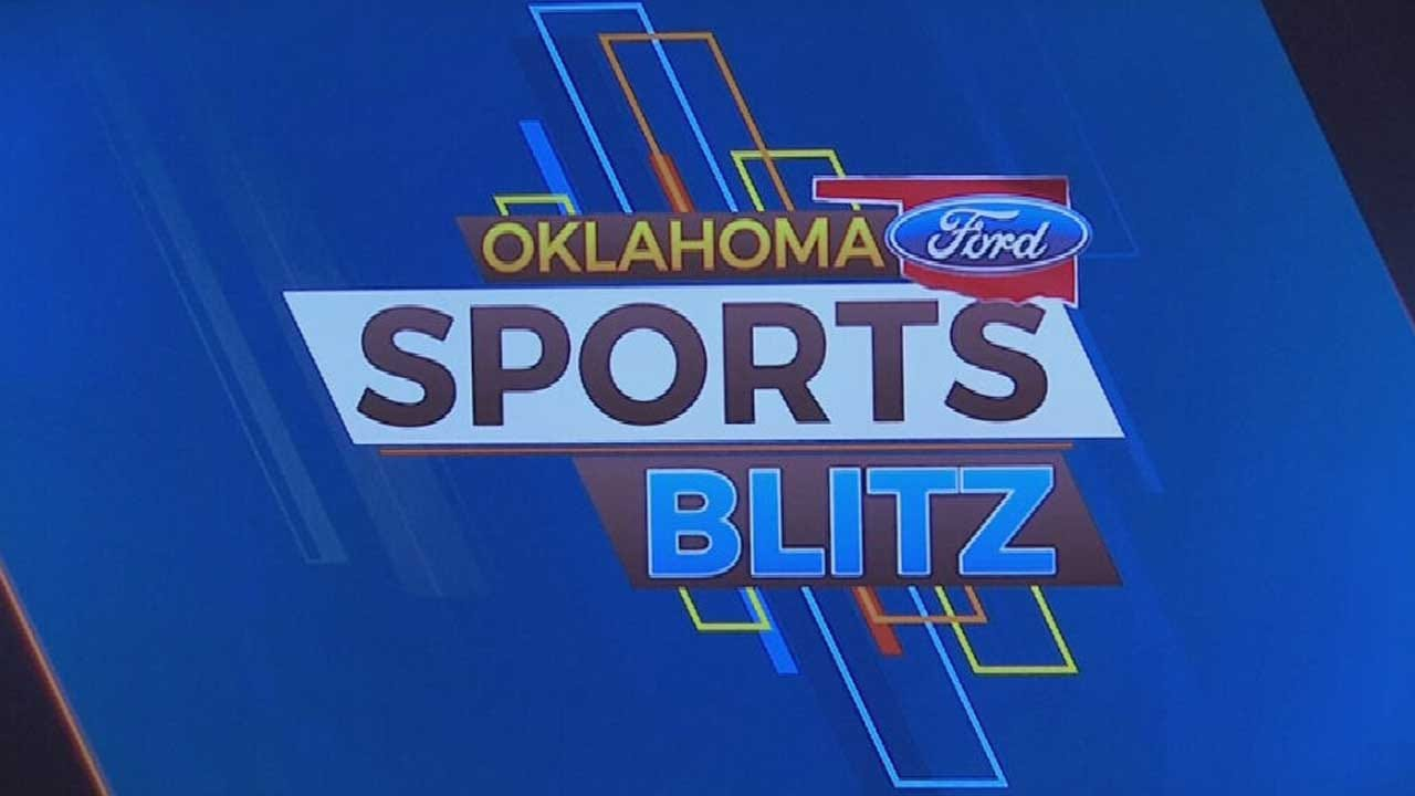 Oklahoma Ford Sports Blitz: August 25