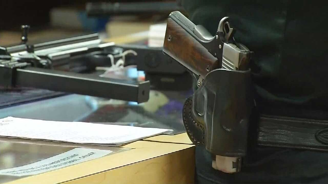 Oklahoma 2nd Amendment Backers Question Petition Against Permitless Carry