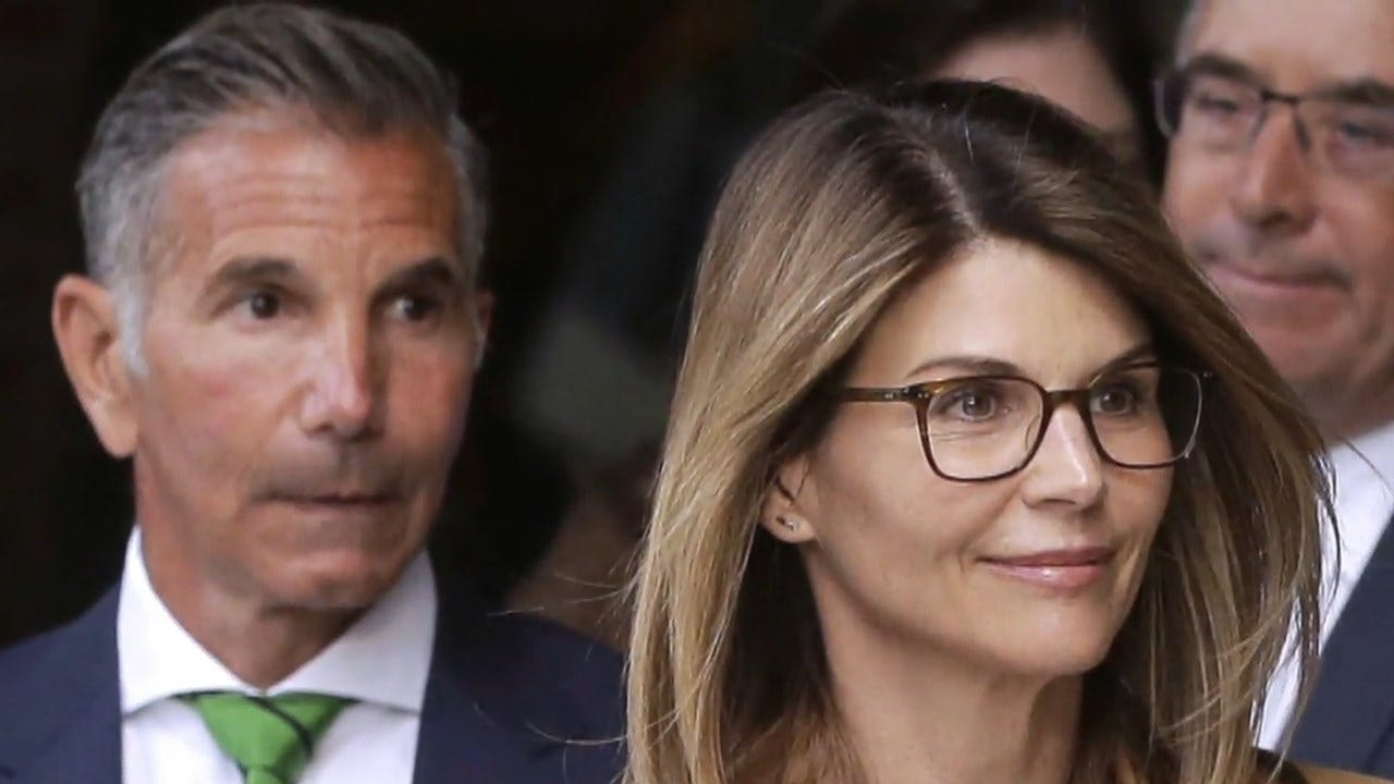 Lori Loughlin And Husband's Legal Strategy In College Admissions Scandal Could Backfire
