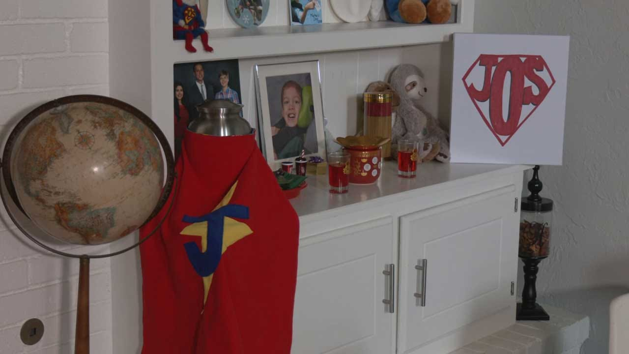 Celebration Of Life For Young Boy Who Died, Overtaken With Jaundice