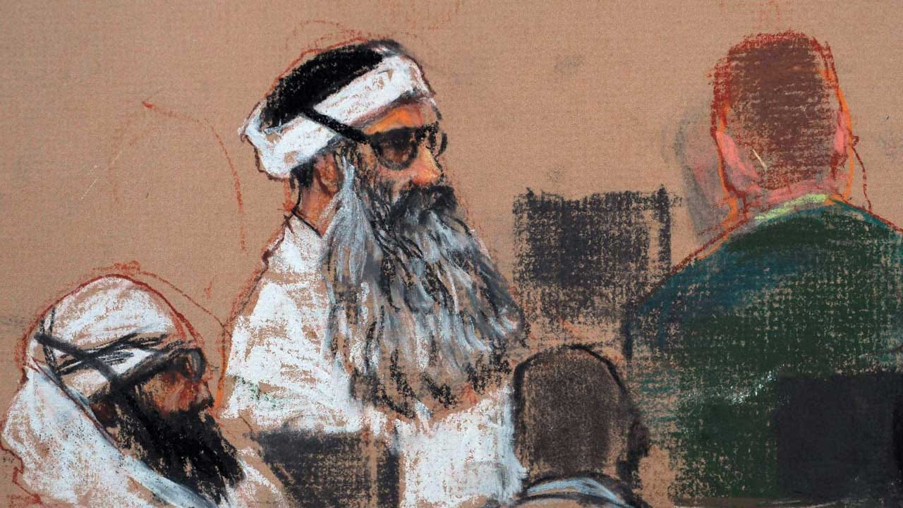 Judge Sets Trial For Men Charged In 9/11 Attacks