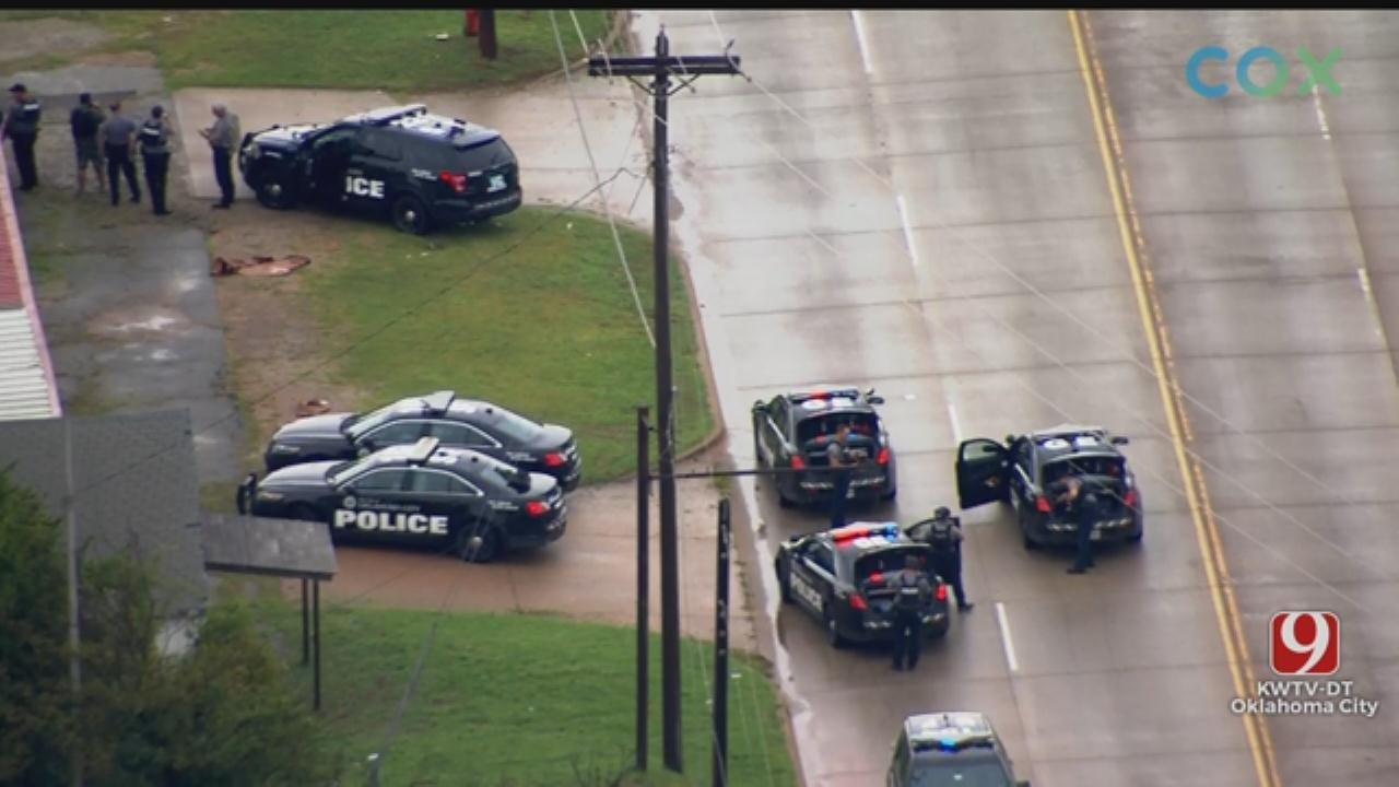 Suspect In Custody, Lockdown Lifted At Crooked Oak High School
