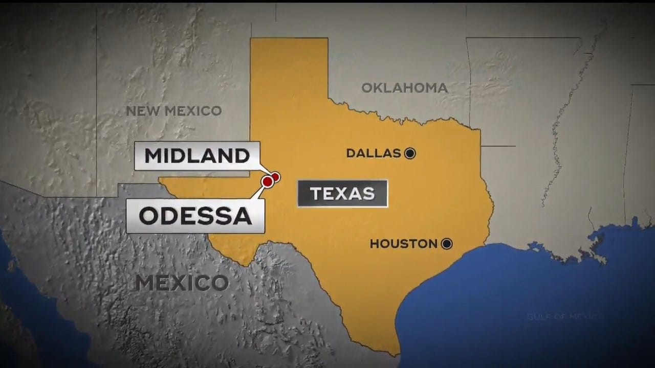 Death Toll Rises To 7 In West Texas Shooting Rampage, 24 Others Wounded