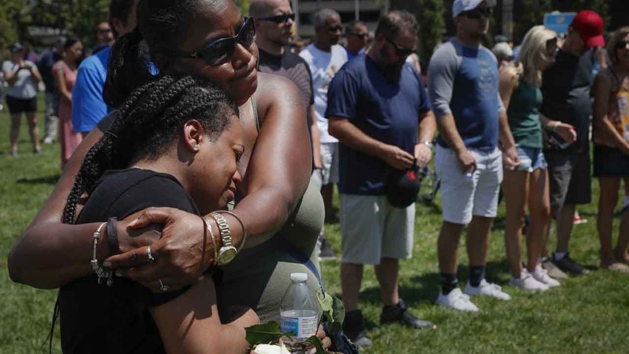 2 Mass Shootings In Less Than 24 Hours Shock US