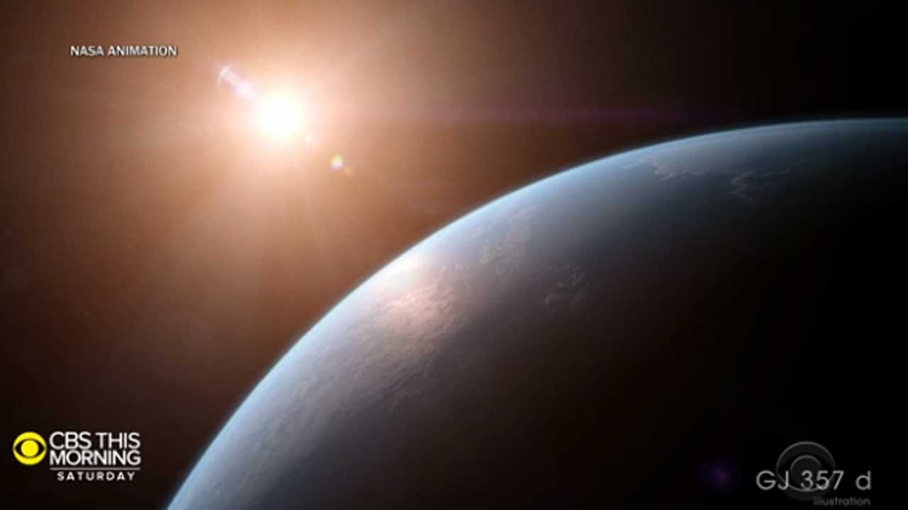 Potentially Habitable Earth-Like Planet Discovered 31 Light Years Away