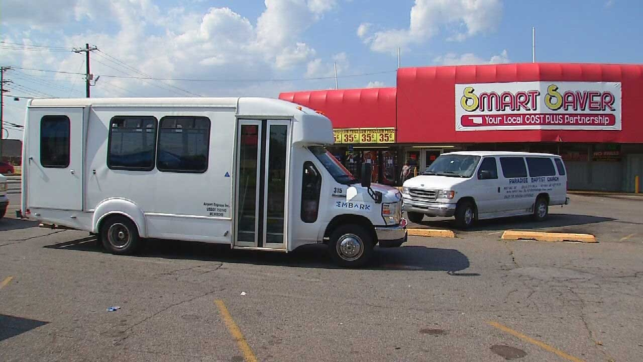 EMBARK, Churches Offer Transportation For Groceries After NE OKC Store Closes
