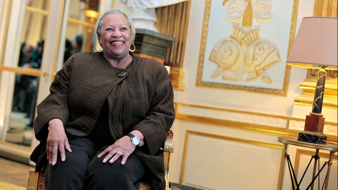 Toni Morrison, Nobel Prize Winning Author Of 'Beloved', Has Died At 88