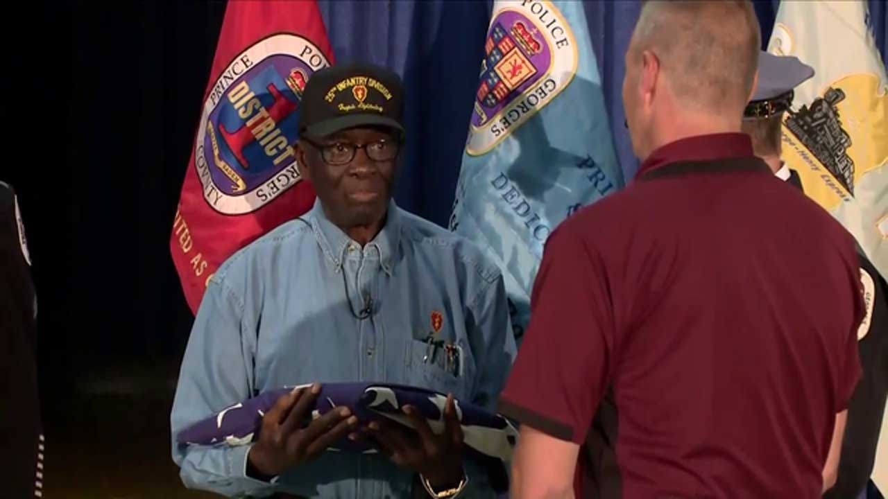 A Veteran Lost His American Flag Until Another Veteran Stepped Up To Help