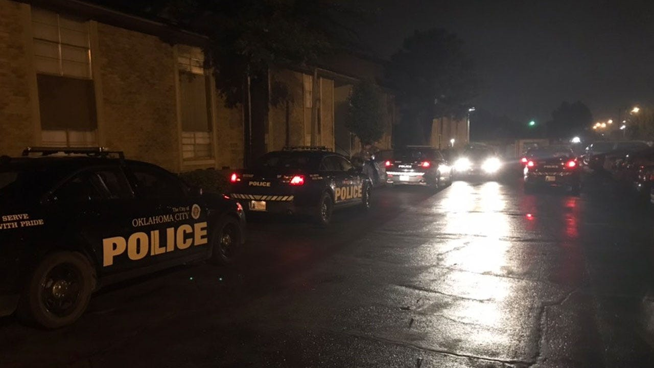 1 Injured In Stabbing At SE OKC Apartment Complex
