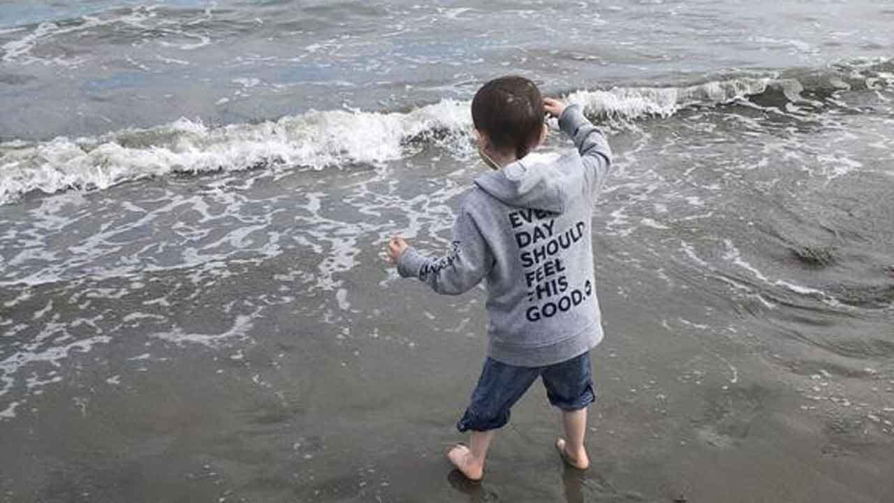 Cancer Kept This 3-Year-Old Indoors. Now He's Seeing The World For Himself