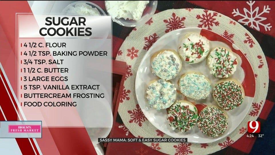 Soft & Easy Sugar Cookies