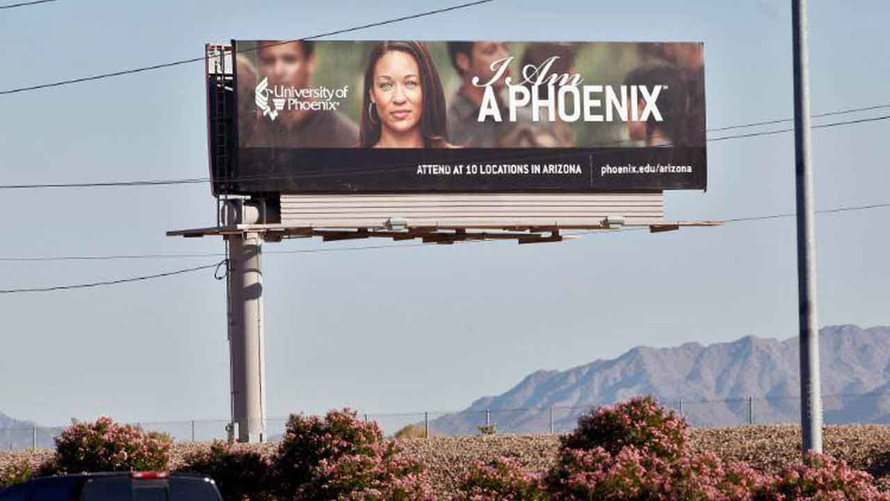 University Of Phoenix Will Cancel $141M In Student Loan Debt As Part Of Settlement