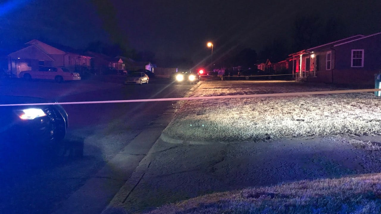 Police: Man In Hospital After Being Shot In Domestic Dispute In NE OKC