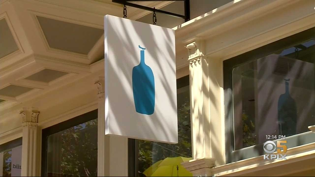 Blue Bottle Coffee To Test Eliminating Disposable Cups, Packaging