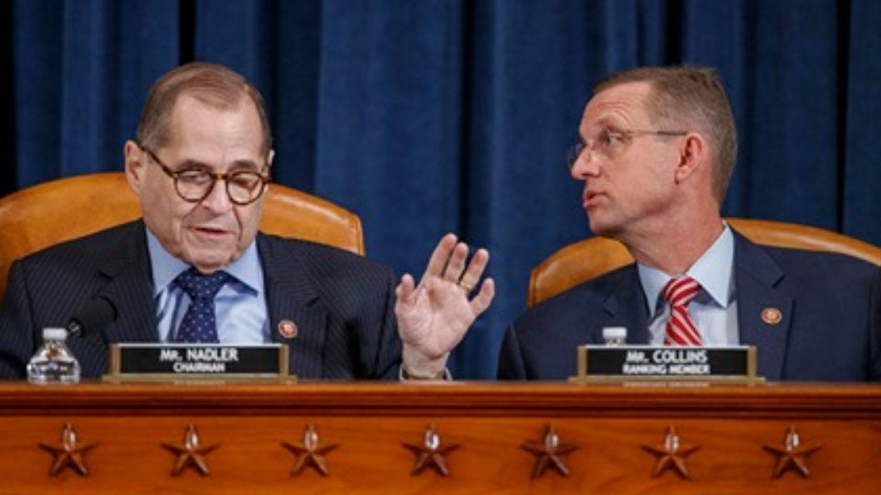 House Judiciary Committee Approves Impeachment Of President Trump And Sends To House