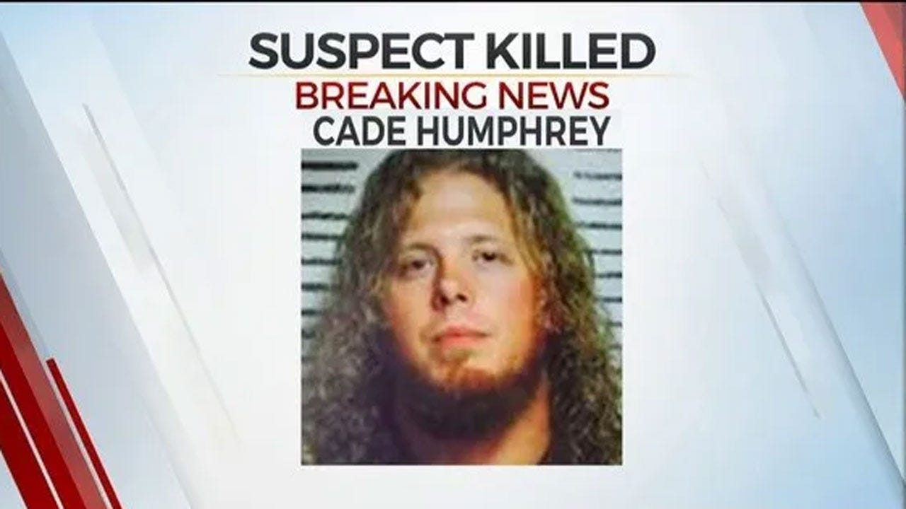 Kidnapping Suspect Wanted To Die Before Going Back To Prison, Garvin Co. Woman Says