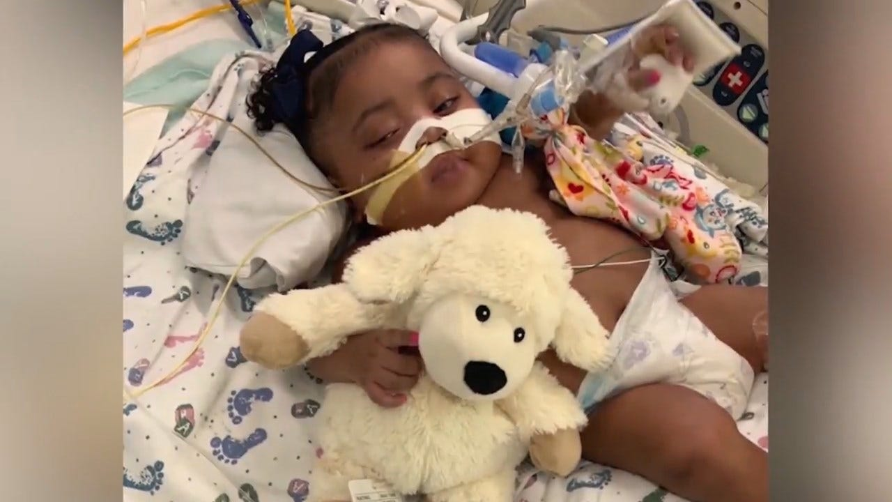 Mother Of Texas Baby Facing End Of Life Support: 'Give Her A Chance'