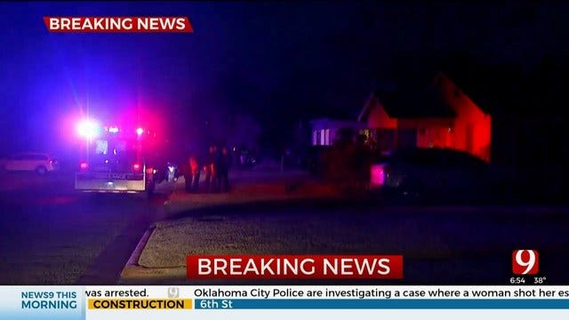 Police Investigate After 1 Stabbing In SE OKC