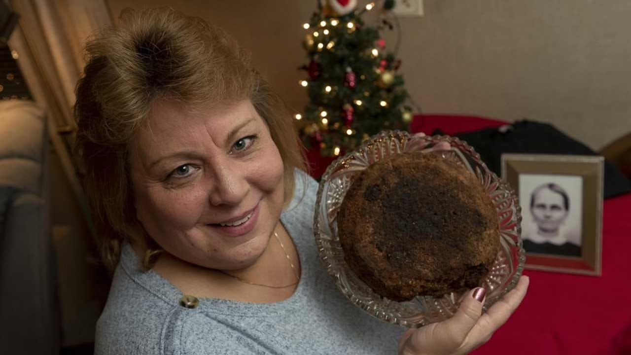 141-Year-Old Fruitcake Is A Michigan Family's Heirloom