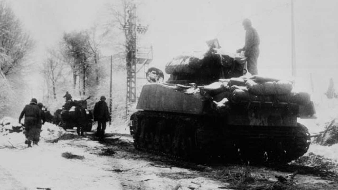 Battle Of The Bulge: US Troops Stopped Hitler's Last-Ditch Effort To Turn Tide Of WWII 75 Years Ago