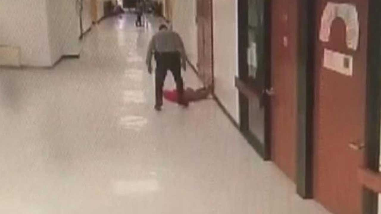 Deputy Out Of A Job After Video Shows Him Slamming Middle School Student To Ground Twice