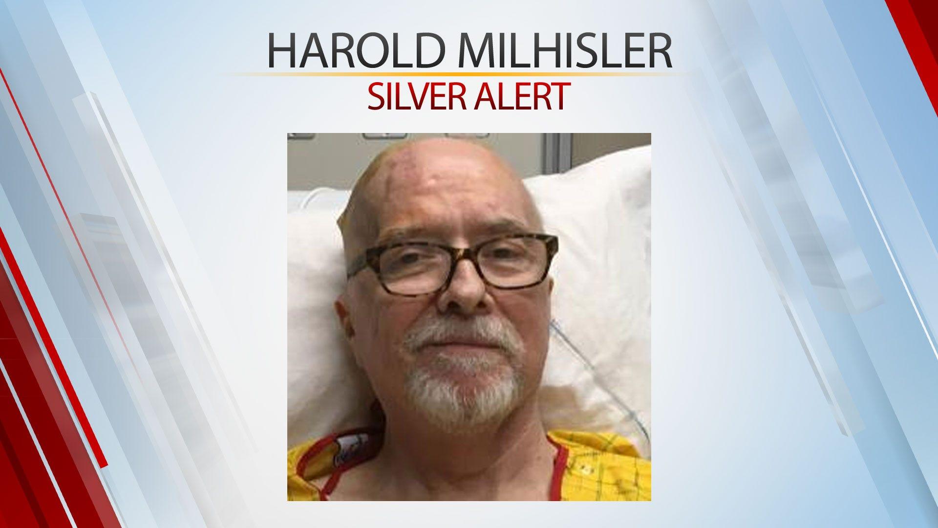 Edmond Man Found; Silver Alert Canceled