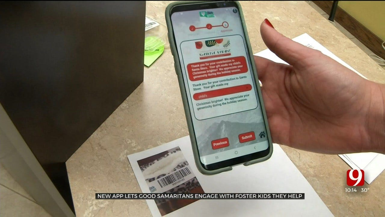 New App Lets Good Samaritans Engage With Foster Kids They Help