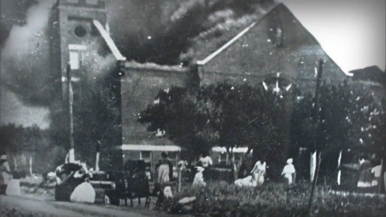 Possible Mass Grave From 1921 Tulsa Race Massacre Found: 'For Decades It Was Hush Hush'