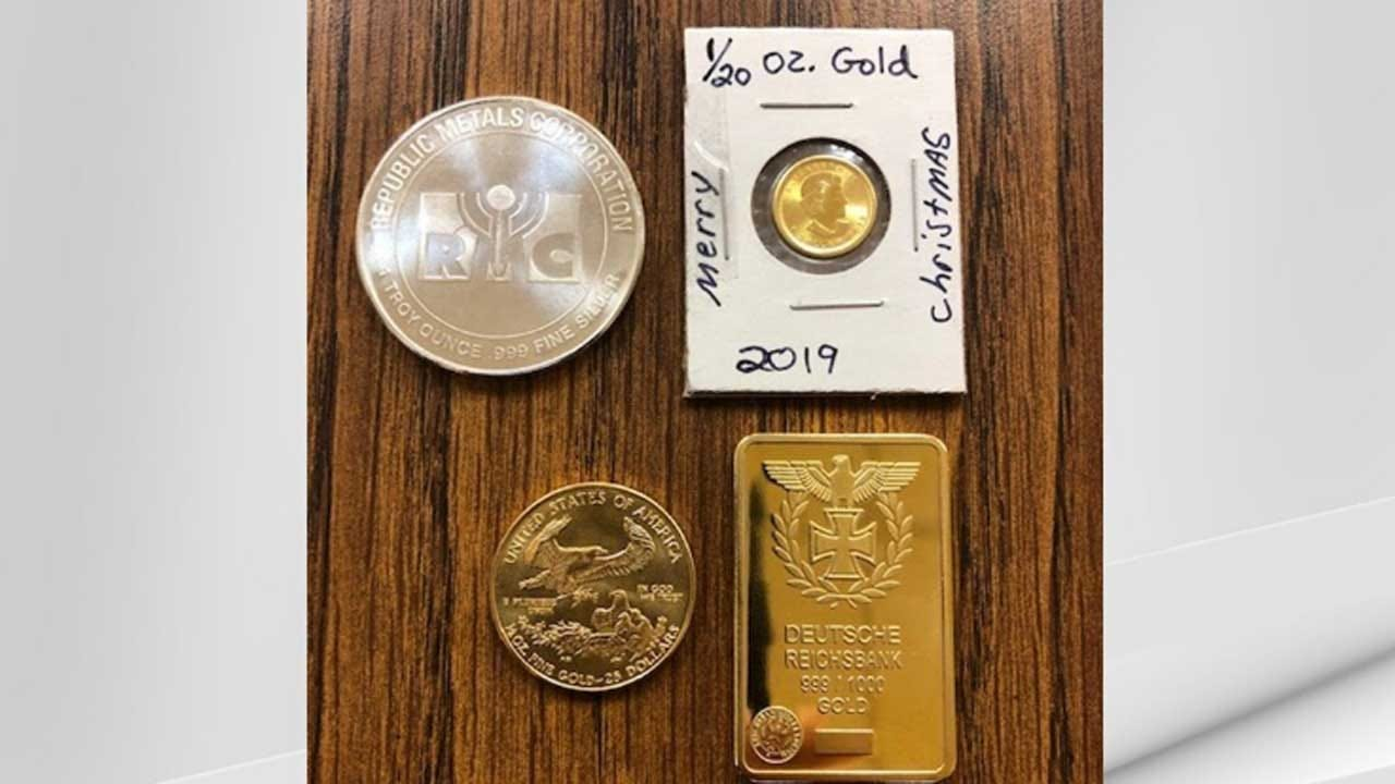 Gold Bar Donated To Salvation Army Red Kettle In Kentucky