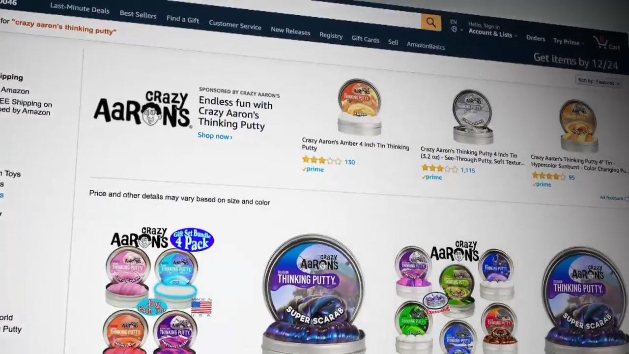 Some Toys Sold Online Don't Meet US Safety Standards: 'Our Children Should Not Be The Testing Grounds'