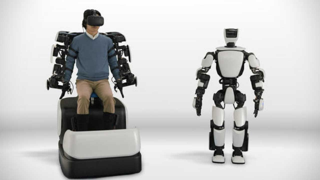 Toyota Unveils Enhanced Version Of Humanoid Robot