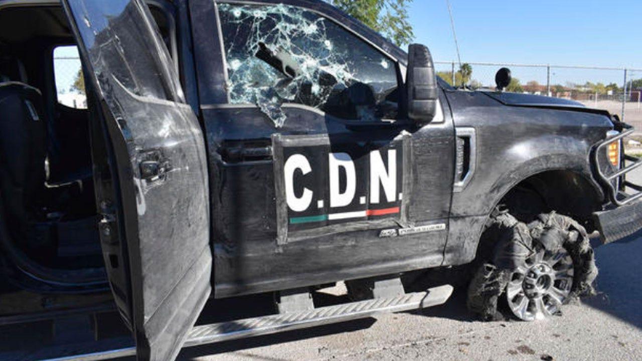 Apparent Cartel Siege Near Texas Border Leaves 20 Dead