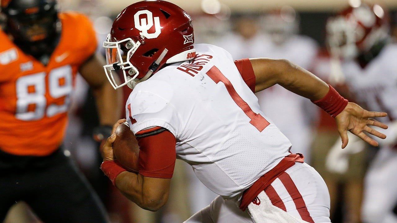 Dean's Blog: OU-Baylor Big 12 Title Game Predictions