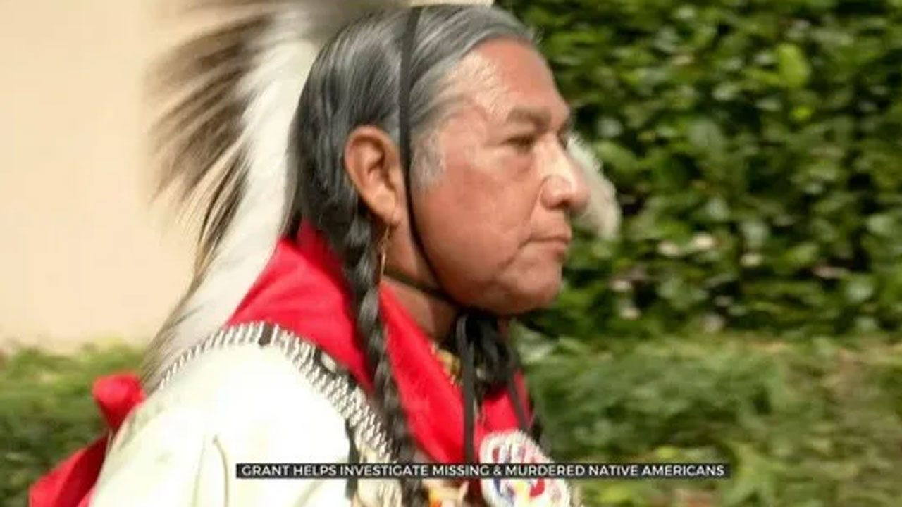 Federal Grant To Help Okla. Investigators Search For Missing Native Americans