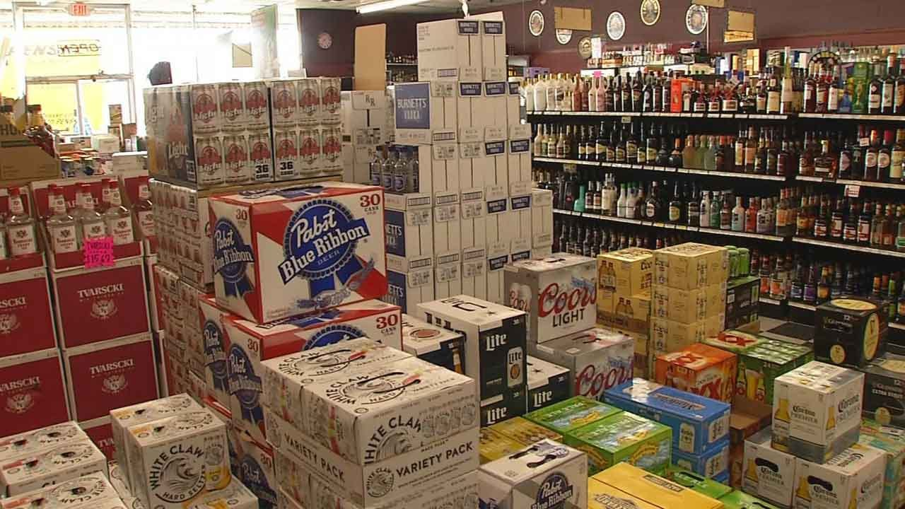 Liquor Store Sunday Sales Could be Added To March Ballot In OKC