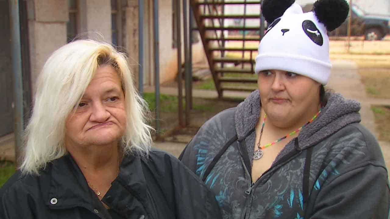 OKC Woman Rescues Legally Blind Mother From Attempted Robbery